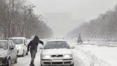 Ce risca soferii care pleaca la drum fara sa aiba cauciucuri de iarna