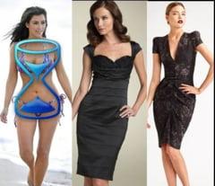 Ce rochii sa-ti alegi in functie de forma corpului (Galerie foto)