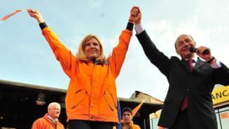 Ce rol va juca Elena Udrea in scenariul secret al lui Basescu? (Opinii)