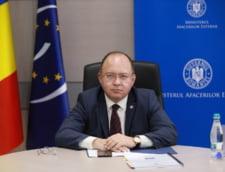 Ce s-a discutat la intalnirea intre Aurescu si Geoana. Secretarul general adjunct al NATO a vizitat oficial Romania