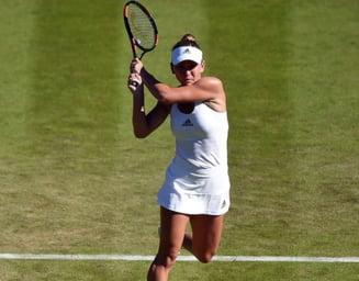 Ce s-a intamplat cu Simona Halep la Wimbledon Interviu
