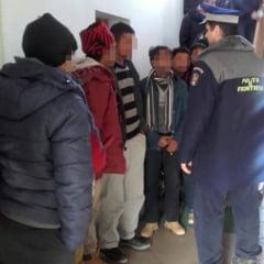 Ce s-a intamplat cu cei 60 de migranti care voiau sa intre in Romania