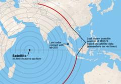 Ce s-a intamplat cu zborul 370 Malaysia Airlines? Hartile care arata pas cu pas operatiunea de cautare (Foto)