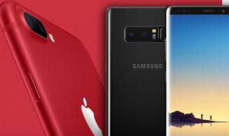 Ce sa alegi intre Samsung si iPhone, daca vrei o camera foto excelenta