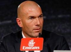 Ce salariu ii da Real Madrid lui Zidane - e cel mai prost platit antrenor din ultimii ani