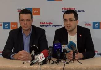 Ce sanse sunt pentru un candidat unic, anti-Firea, la Bucuresti? Decizii in sedinta USR-PLUS si un mesaj pentru PNL