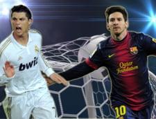 Ce scrie presa internationala inaintea duelului dintre Ronaldo si Messi