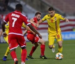 Ce scrie site-ul UEFA dupa victoria Romaniei din Malta