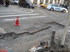Ce se intampla cand dai statul in judecata: Administratia Strazilor e obligata sa plateasca daune morale pentru o denivelare de asfalt