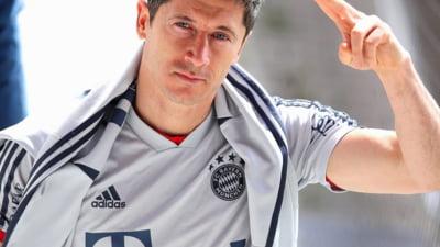 Ce se intampla cu Robert Lewandoski, atacantul lui Bayern Munchen