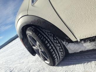 Ce se intampla daca circulam vara cu anvelopele de iarna?