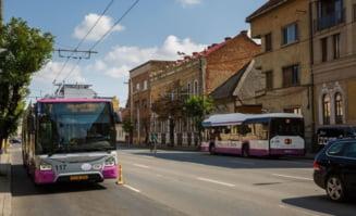 Ce se intampla daca esti prins fara masca in autobuzele din Cluj?