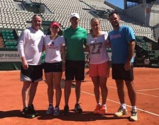 Ce sfat a primit Simona Halep de la marele Andre Agassi inainte de Roland Garros: Nu ma asteptam