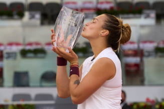 Ce sperietura a tras noua campioana de la Madrid! VIDEO