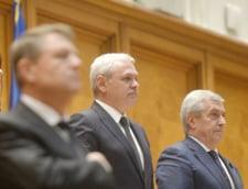 Ce spun Dragnea si Tariceanu despre propunerea lui Iohannis la conducerea SIE