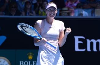 Ce spun Maria Sharapova si Angelique Kerber inaintea celui mai asteptat meci de la Australian Open