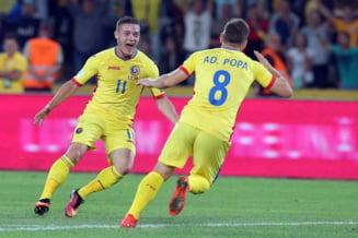Ce spun capitanul si marcatorul golului Romaniei despre penaltiul ratat de Stanciu