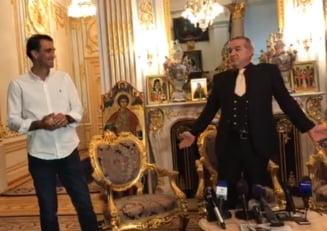 Ce spune Becali despre concedierea lui Narcis Raducan si revenirea lui MM Stoica la FCSB