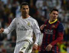 Ce spune Cristiano Ronaldo despre rivalitatea cu Messi