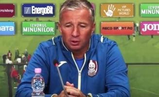 Ce spune Dan Petrescu dupa remiza cu FCSB din derbiul pentru titlu
