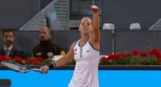 Ce spune Dominika Cibulkova dupa meciul cu Simona Halep