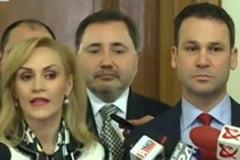 Ce spune Firea dupa ce a preluat sefia PSD Bucuresti si cum reactioneaza Robert Negoita
