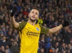 Ce spune Florin Andone dupa al doilea gol marcat in Premier League
