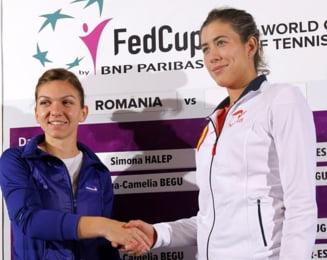 Ce spune Garbine Muguruza inaintea meciului cu Simona Halep de la Stuttgart