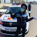 Ce spune Larisa Iordache dupa prima zi ca agent de politie