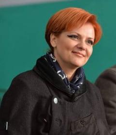 Ce spune Lia Olguta Vasilescu despre scaderile salariale reclamate de bugetari