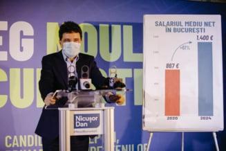 Ce spune Ludovic Orban despre inregistrarea cu Nicusor Dan, publicata de Dana Budeanu: O masura disperata a mafiotilor si interlopilor care sprijina PSD
