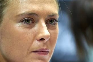 Ce spune Maria Sharapova dupa eliminarea de la Stuttgart