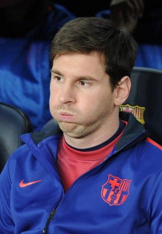 Ce spune Messi despre cum a trait pe banca umilinta cu Bayern