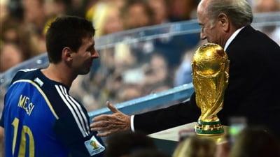 Ce spune Messi despre performanta Argentinei la Cupa Mondiala