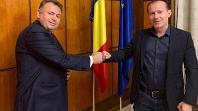 """Ce spune Nelu Tătaru despre noul președinte al PNL, Florin Cîțu. """"Schimbarea este singura cale spre progres"""""""