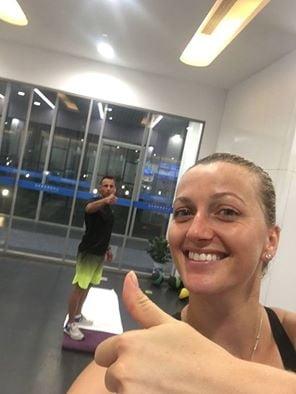 Ce spune Petra Kvitova despre meciul cu Simona Halep din semifinalele de la Wuhan