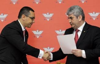 Ce spune Ponta despre anuntul UNPR de a-l sustine pe Hellvig la SRI