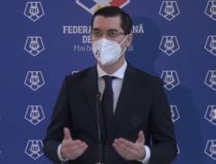 Ce spune Razvan Burleanu despre viitorul nationalei de fotbal. Seful FRF si-a ales favoritele la EURO 2020