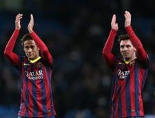 Ce spune Ronaldo despre Messi si Neymar