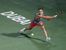 Ce spune Simona Halep de revenirea lui Kim Clijsters in circuit la Dubai, turneu unde romanca e favorita numarul 1
