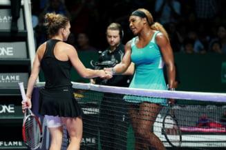Ce spune Simona Halep despre meciul cu Serena Williams din sferturile US Open