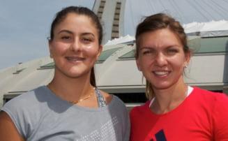 Ce spune Simona Halep dupa ce Bianca Andreescu a castigat turneul de la Rogers Cup