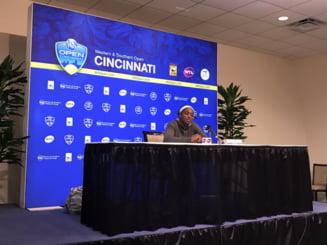 Ce spune Sloane Stephens inaintea partidei din semifinale cu Simona Halep, la Mastersul de la Cincinnati