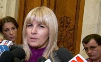 Ce spune Udrea despre o eventuala demisie din Parlament (Video)