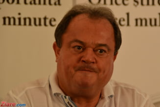 Ce spune Vasile Blaga despre un Guvern PNL sustinut de o parte a PSD