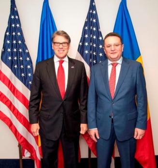 Ce spune ambasadorul Romaniei in SUA despre exploatarea gazelor din Marea Neagra