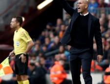 Ce spune antrenorul Realului, Zinedine Zidane, dupa egalul din El Clasico cu FC Barcelona