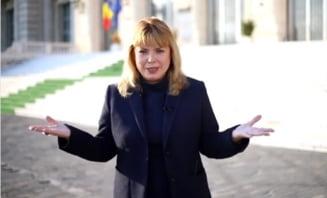 """Ce spune președinta Senatului despre un eventual guvern minoritar. """"Așa speculații nu fac bine României"""""""