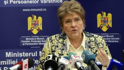 Ce spune un fost ministru al Muncii despre scandalul in care e implicata Mariana Campeanu