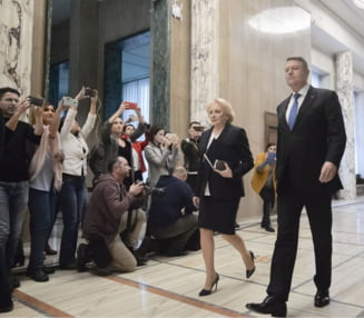 Ce stia presa si nu a stiut Klaus Iohannis cand a numit-o pe Viorica Dancila premier